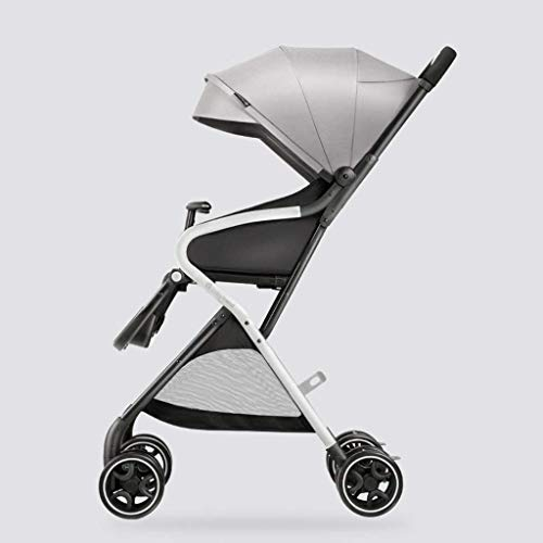 Purchase BATOWE Infant Stroller Prams Carriage - Pushchair Stroller Compact Convertible Luxury Strol...