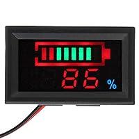 デジタルLED高精細バッテリーモニターパ(24V, Lithium battery)