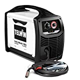 Telwin 816086 Soldadora Inverter de Hilo MIG-MAG/FLUX/BRAZING, Color Blanco, 450 x 235 x 370 mm