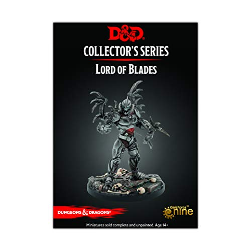 Gale Force Nine D & D: Eberron Lord of Blades 71102BFM - Figura de Lord of Blades