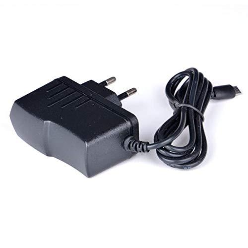 Modulo electronico Cargador de la fuente de alimentación de 5V 2.5A UE Micro USB adaptador de CA for Raspberry Pi 3 3 piezas