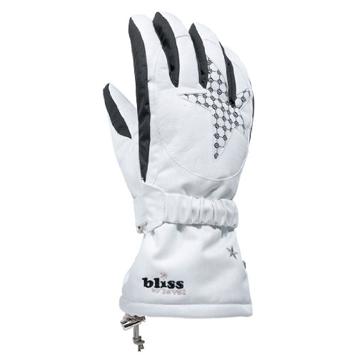 Level Bliss Oasis Gants, PK blanc., 7.5