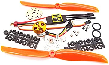 Electronic Module For RC Drone Airplane Support 2s-4s XXD A2212 2212 930KV KV930/1000KV KV1000 Brushless Motor+30A ESC+106...