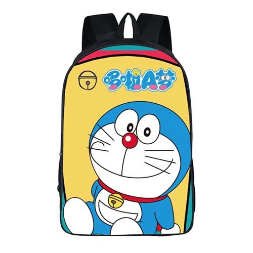 Doraemon - Mochila de sol para escuela primaria y secundaria, A1., 29x16x42cm(L*W*H),