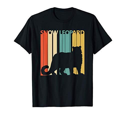 Snow leopard - Panthère des neiges mignon drôle T-Shirt