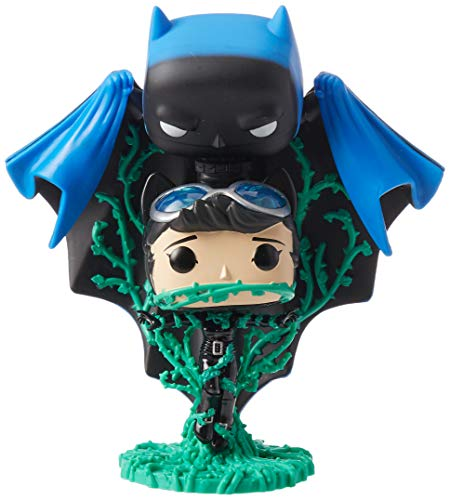 Funko Pop! DC Batman and Catwoman Comic Moment 291 Exclusive