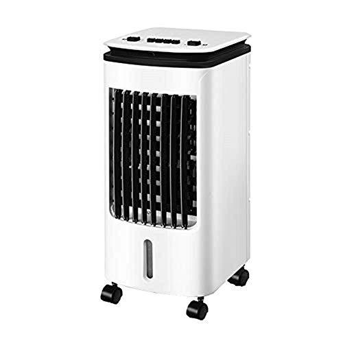 QIURUIXIANG Acondicionador enfriador de aire evaporativo refrigerador de aire frío único hogar u oficina con un pequeño movimiento de ventilador de aire acondicionado QU529