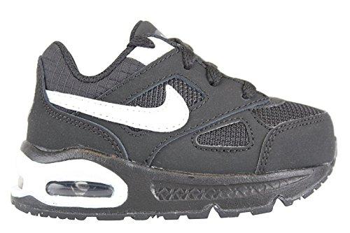 Nike Unisex Baby Air Max IVO (TD) Sneaker, Schwarz/Weiß (Schwarz/Weiss-Weiss), 22 EU