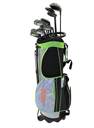 DROC Men Right Hand 13 Pieces Golf Clubs and Golf Bag