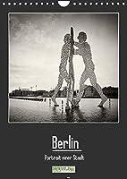 Berlin - Portrait einer Stadt (Wandkalender 2022 DIN A4 hoch): Klassische Schwarz-Weiss-Fotografien auf analogem Mittelformat (Monatskalender, 14 Seiten )