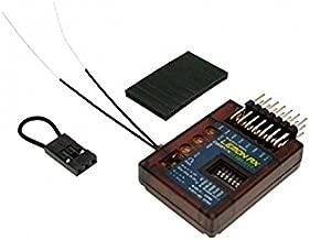 Lemon RX DSMP/X Compatible 7-Channel Receiver With Stabilizer PLUS & Diversity Antenna (End-Pin) LM0044