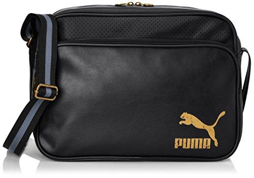 Puma - Originals, borsa a tracolla, unisex, nero(black (black)), Taille Unique