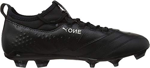 Puma Herren ONE 3 LTH FG Fußballschuhe, Schwarz Black Black Black 02, 43 EU