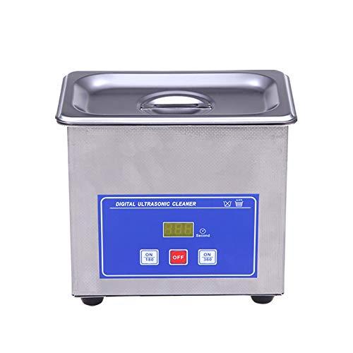 CNRGHS sieraden wasmachine, intelligent-reinigingsmachine, kleine printplaat, kleine onderdelen wasmachine, alle roestvrijstalen behuizing, geschikt voor het reinigen van glazen, sieraden, horloges