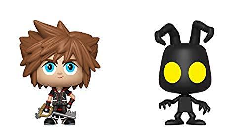 Funko Pop Disney Vynil: Kingdom Hearts 3-Sora & Heartless (2Pack)