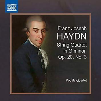 String Quartet No. 26 in G Minor, Op. 20, No. 3