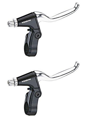 2x Manetas de Freno Frenos V- Brake Brake y Cantilever de Bicicleta MTB 3029ngpl