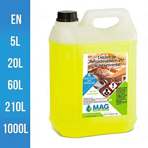 Mag Distribution LR25 - Líquido refrigerante