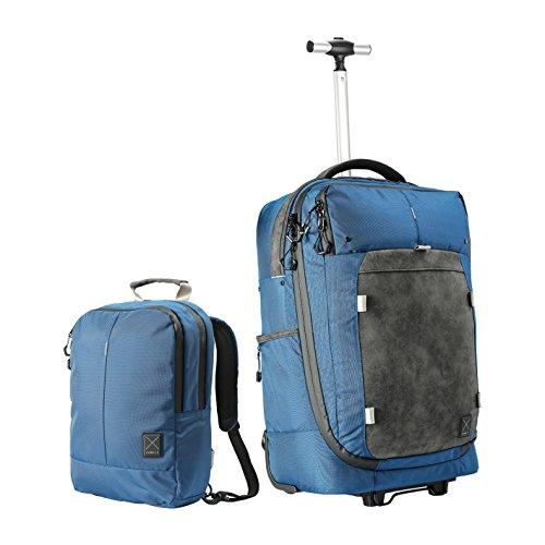 Cabin X One Valise Trolley Sac Transformable + Sac de...