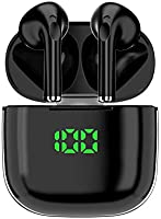 Wireless Headphones,Bluetooth 5 Earphones with IPX5 Waterproof 30-Hours Playtime & True Wireless Earbuds withTouch...
