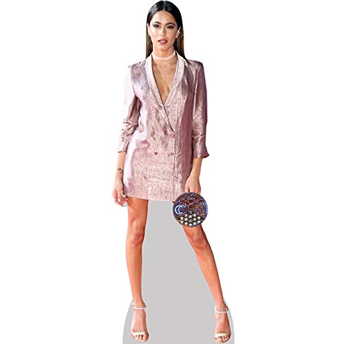 Celebrity Cutouts Martina Stoessel (Pink) Pappaufsteller Mini