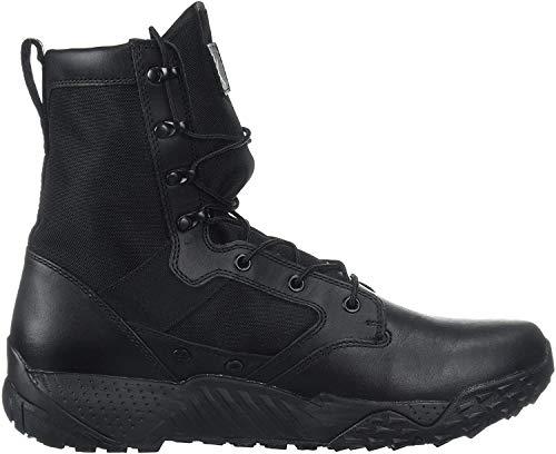 Under Armour UA Jungle Rat, Zapatos de Low Rise Senderismo para Hombre, Negro (Black 001), 48.5 EU