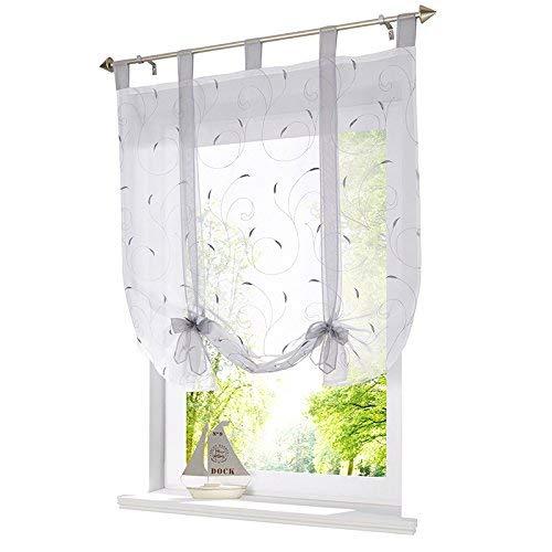 cortina con trabillas fabricante SINOGEM