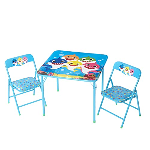 Children's Activity Square Table and Chair Set