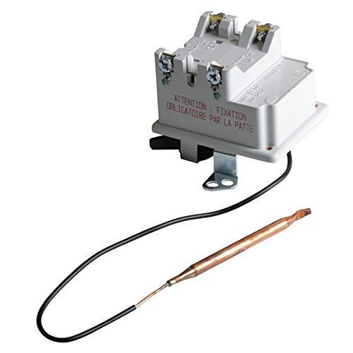 Cotherm - Termostato para calentador de agua - Tipo BSD 370 un solo bulbo, bipolar - : BSD2000407