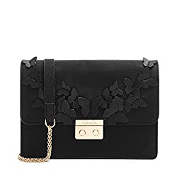d551d4146aba LaBante London  Vanessa  Vegan Leather Cross Body Bag for Women