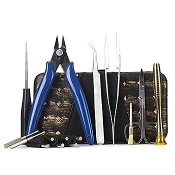 DIY tool kit12 in 1,for home diy and small item repair.