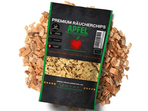 Premium Räucherchips Smoking Chips 750g...