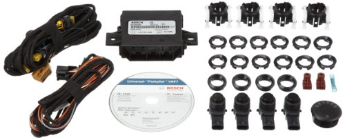Bosch 0263009565 URF7 - Asistente de aparcamiento universal (4 sensores, señal acústica)