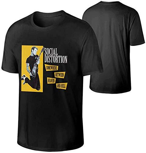 Preisvergleich Produktbild Social Distortion Herren T-Shirt Weiß