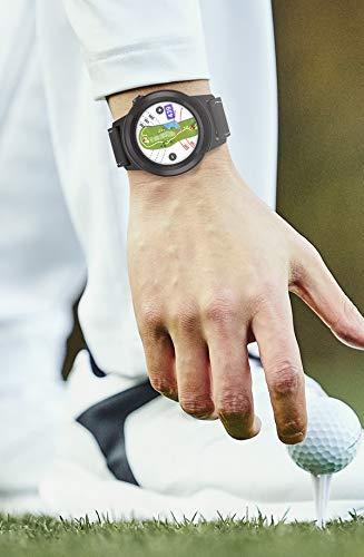 【GOLFBUDDY(ゴルフバディー)】aimW11フルカラータッチゴルフウォッチ*ストラップ追加提供(日本正規品)