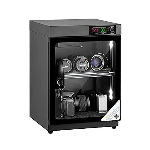 Elettronica Deumidificazione 30/50L elettronica a prova di umidità scatola intelligente costante umidità essiccazione armadio per fotocamera Lens Attrezzature e preziosi valori