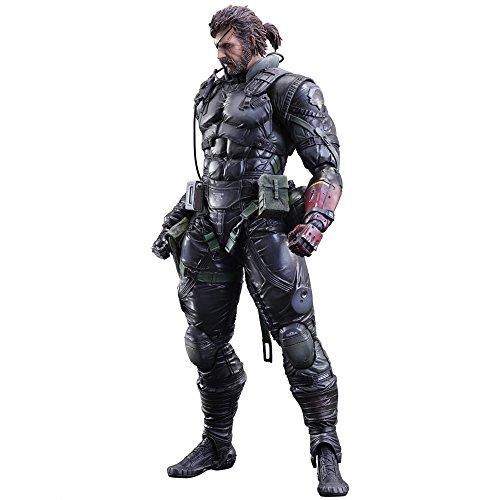 Figurine Play Arts Kaï - Venom Snake (Sneaking Suit Version) (Metal Gear Solid V : The Phantom Pain)