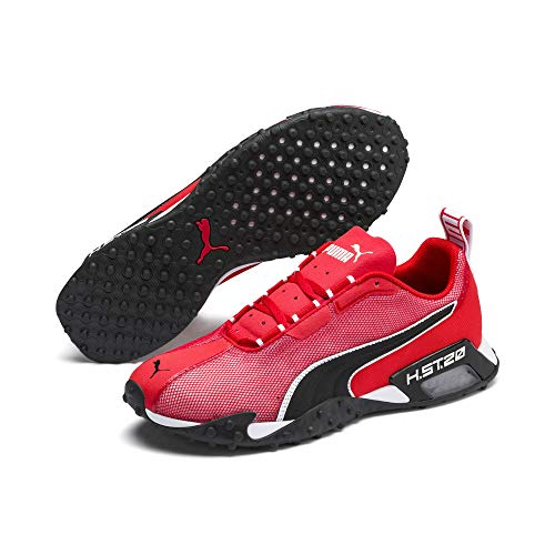 PUMA H.ST.20, Zapatillas de Running Unisex Adulto, Rojo (High Risk Red Black White), 42 EU