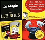 Le Kit Magie pour les Nuls de François MONTMIREL ,Bernard BILIS ( 20 octobre 2011 ) - FIRST (20 octobre 2011) - 20/10/2011