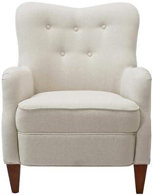 Jennifer Taylor Loretta Collection Arm Chair, Large, Sky Neutral