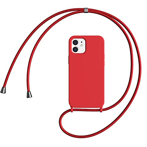 Oududianzi Handykette Handyhülle Kompatibel mit iPhone 12 / iPhone 12 Pro (6.1