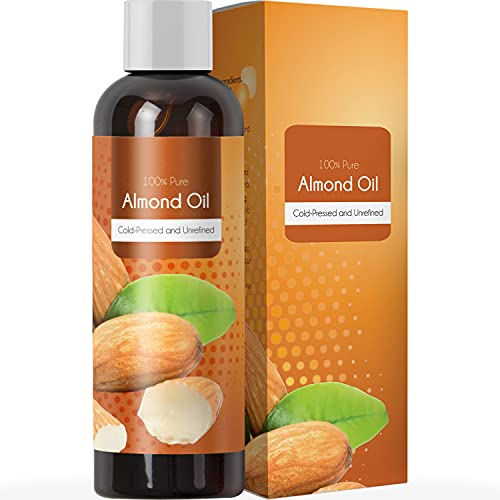 100% Pure Sweet Almond Oil Massage