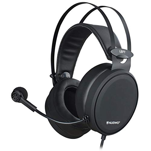 Top aux gaming headset with mic for 2020