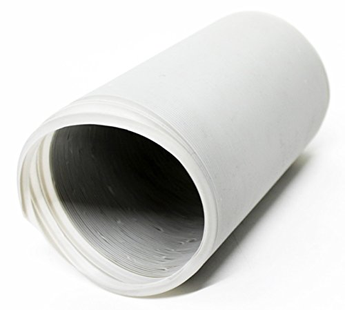 Certified Supply Solutions Guarantee We Supply a SEMI RIGID TYPE Portable Air Conditioner Replacement Hose Fits Most Mobile Air