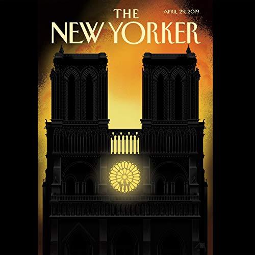 Couverture de The New Yorker, April 29th 2019 (Lauren Collins, James Lasdun, Nicholas Lemann)