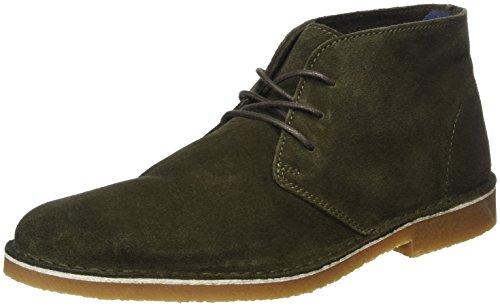 SELECTED Shhroyce New Light Boot, Desert Homme, Vert (Green Olive), 40 EU