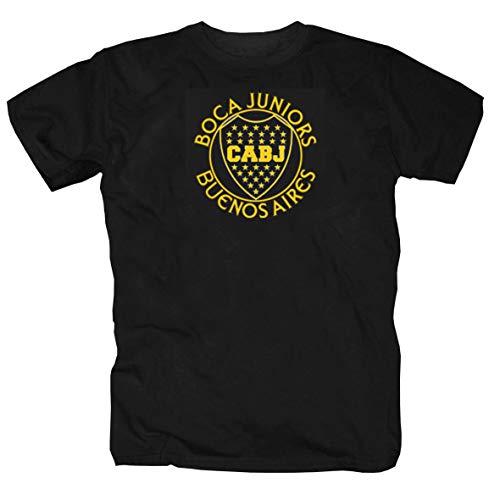 pro-Camicia Boca Juniors Jugador No12 - T-Shirt (XXL)