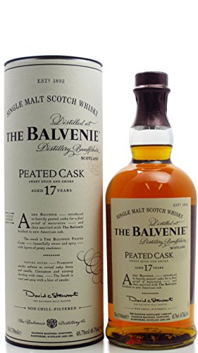 Balvenie 17 years Peated Cask Finish