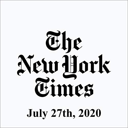 July 27, 2020 cover art