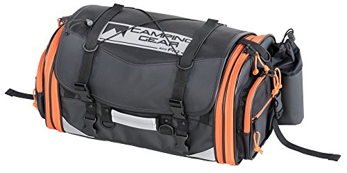 タナックス(TANAX) MOTOFIZZ ミドルフィールドシートバッグ (アクティブオレンジ) 容量 29-40L MFK-252
